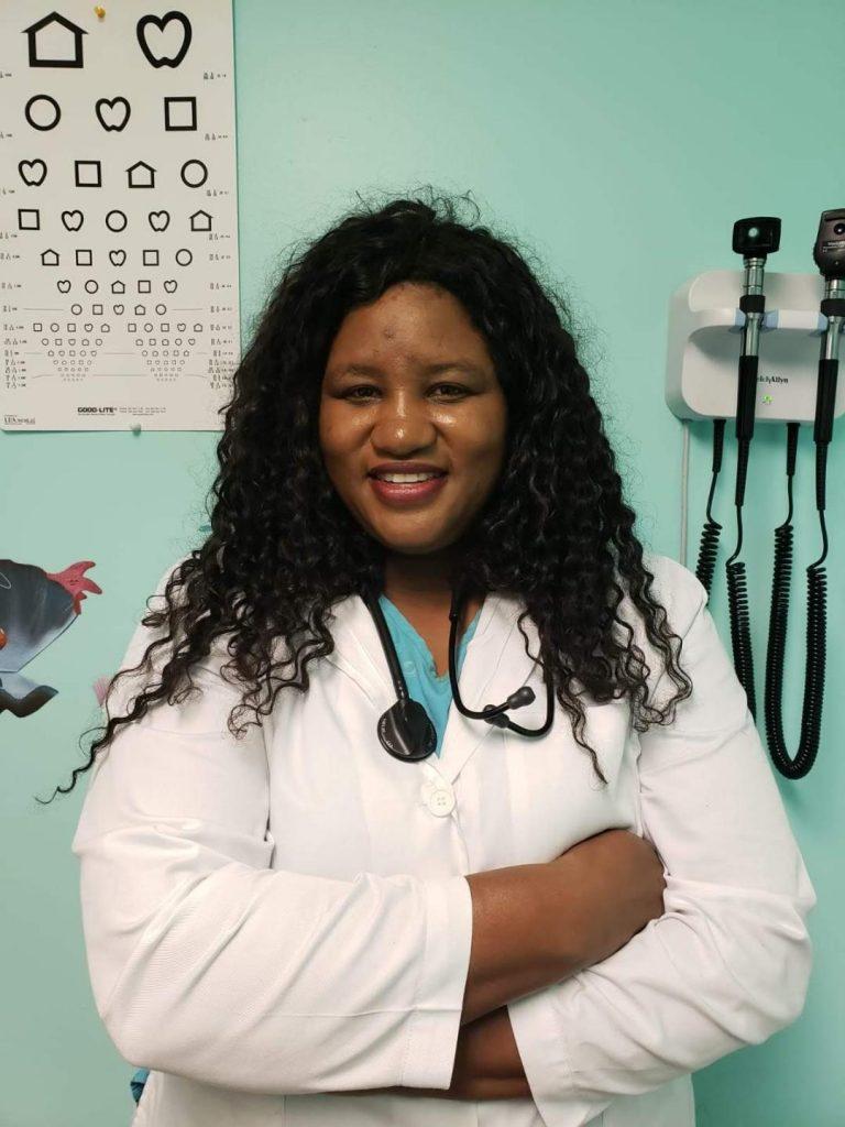 Miranda Mbutambe