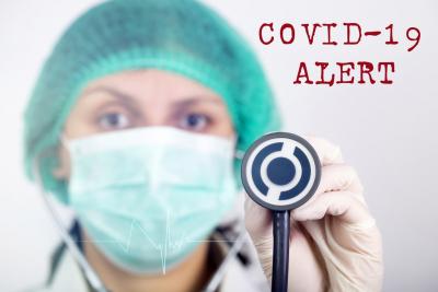 covid 19 alert